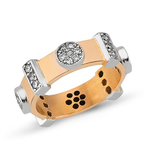 Mega Guld Charm Axl281
