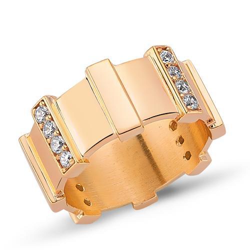 Mega Guld Charm Axl295